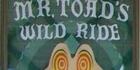 Mr. Toad's Wild Ride (Disneyland Park)