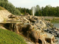 Geyser (Disneyland Paris)