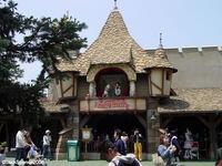 Pinocchio's Daring Journey Tokyo Disneyland