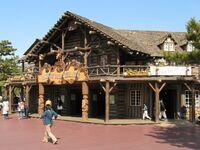 Country Bear Jamboree Tokyo Disneyland