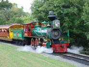 Roger E Broggie on track