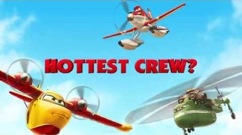 Planes Fire & Rescue Official Video Game Teaser Trailer - Little Orbit