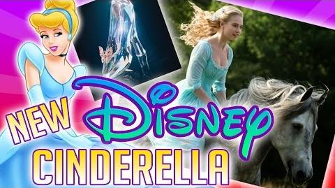 NEW DISNEY MOVIES! Cinderella, Beauty and the Beast, and the Jungle Book!