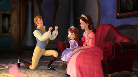 Sofia the First Once Upon A Princess Trailer
