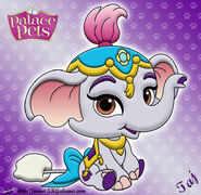 Princess palace pet taj coloring page by skgaleana-d8i8ats