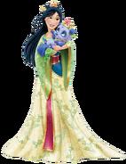 Mulan blossom