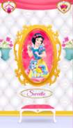 Sweetie's Portrait With Snow White