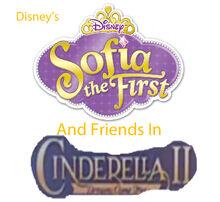 Sofia The First In Cinderella 2 Logo