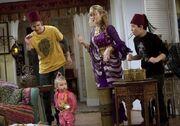 PJ, Teddy, Gabe and Charlie