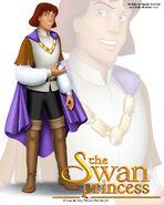 Lg license swan princess derek