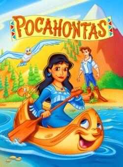 Golden Pocahontas
