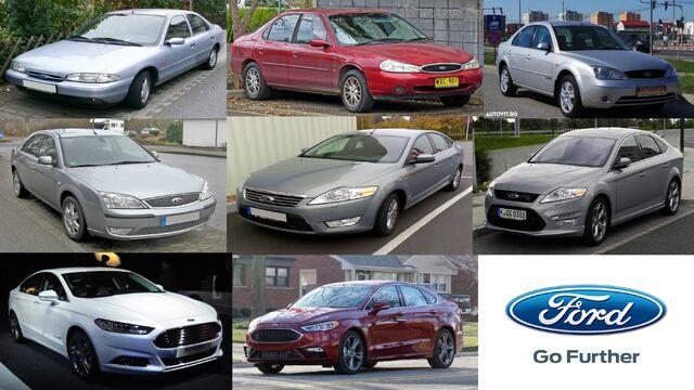 File:Ford Mondeo Evolution 1992-2017.jpg