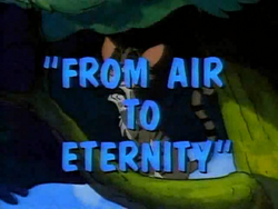 From Air 2 Eternity