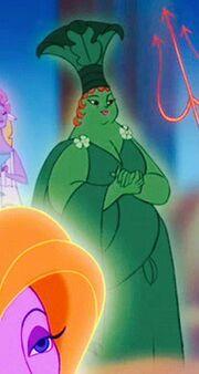 Demeter in the movie