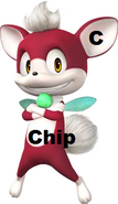Chip (from Sonic Unleashed)