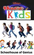 Disney's House of Kids - Schoolhouse of Genius 1
