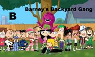 Barney's Backyard Gang