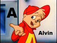 Alvin Seville (from The Chipmunks)