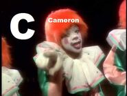 Cameron (from Kidsongs)