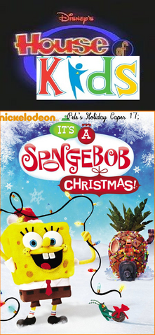 File:Disney's House of Kids - Pete's Holiday Caper 17- It's A SpongeBob Christmas.png