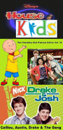 Disney's House of Kids - The Friendship Club Platinum Edition Volume 18- Caillou, Austin, Drake & The Gang