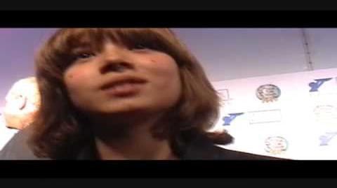 TINA GREY FROM RED CARPET DRIVE INTERVIEWS LEO HOWARD AT WORLD MAGIC AWARDS