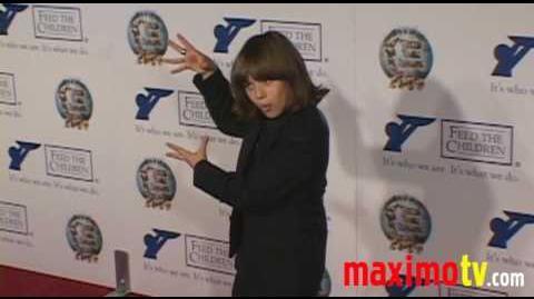 LEO HOWARD at 2009 World Magic Awards October 10, 2009