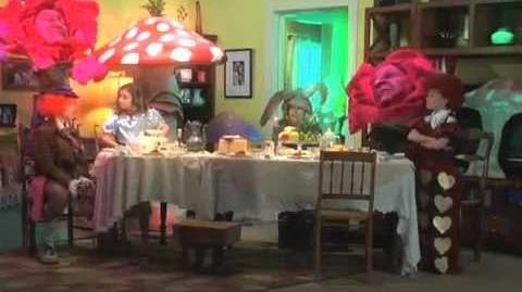 Leo Little's Big Blog - Alice In Wonderland review