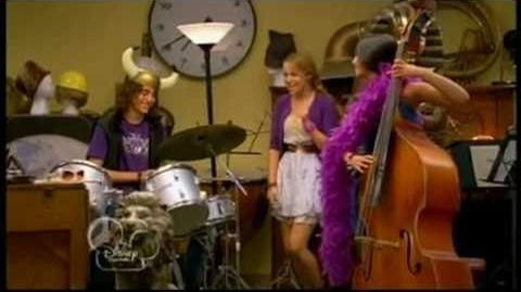Lemonade Mouth - Turn up the Music