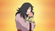 Kurenai and child