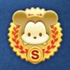 DisneyTsumTsum Pins International MickeyScoreChallenge S