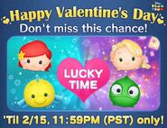 DisneyTsumTsum Lucky Time International ValentinesDay2016 LineAd3 20160215