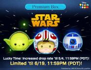 DisneyTsumTsum Lucky Time International StarWars LineAd 20160501