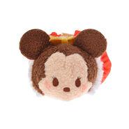 DisneyTsumTsum Plush MinnieChristmas2016 jpn 2016 MiniFace