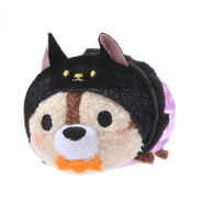 DisneyTsumTsum Plush ChipHalloween2016 jpn 2016 MiniFront