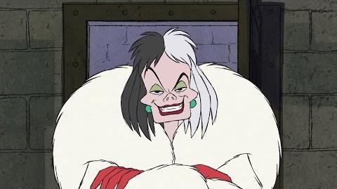 101 Dalmatians Episode of Cruella De Vil's A Christmas HD