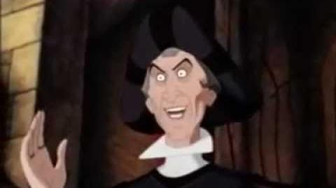 HoND 1996 (Disney) - Frollo crashes the party