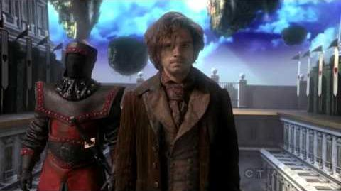 """Once Upon A Time 1x17 """"Hat Trick"""" The Queen of Hearts and Jefferson"""