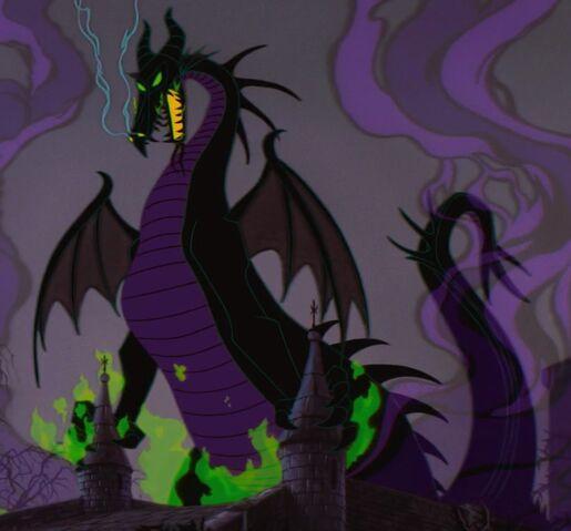 File:Dragon Maleficent.jpg