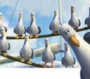 Seagulls (Finding Nemo)