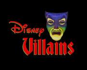 Disney Villains Logo by madameLEOTA