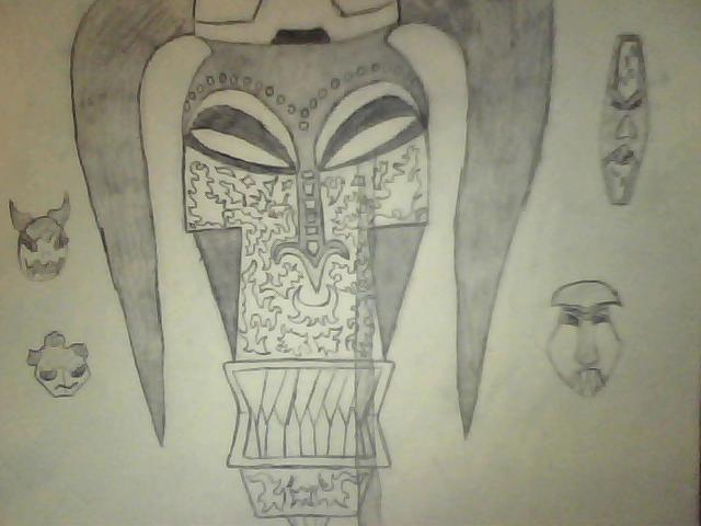 File:Facilier's voodoo masks.jpg