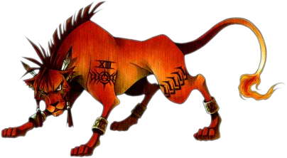 File:RedXIII-FFVIIArt.png
