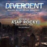 Divergent music image (ASAP Rocky feat. Gesaffelstein)