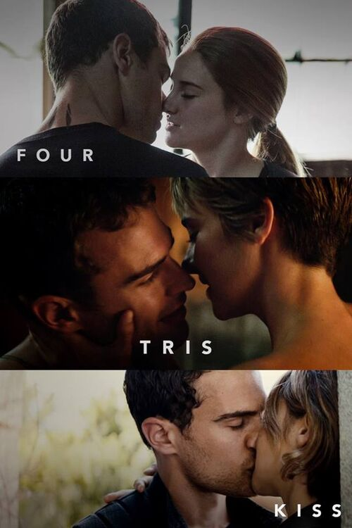 Fourtris kiss