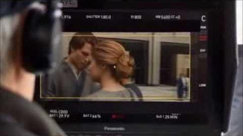 Divergent Behind the scenes