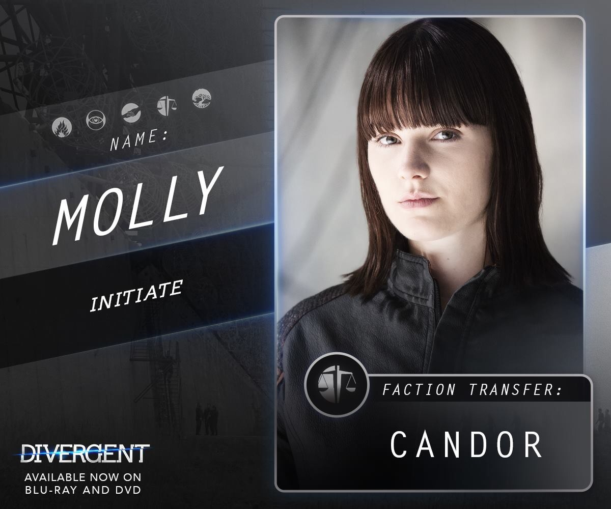 Molly Atwood | Divergent Wiki | FANDOM powered by Wikia  Molly Atwood | ...