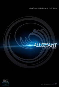 The Divergent Series Allegiant (MTV logo)