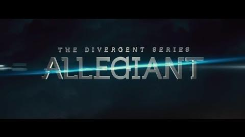 THE DIVERGENT SERIES ALLEGIANT - OFFICIAL UK TRAILER HD