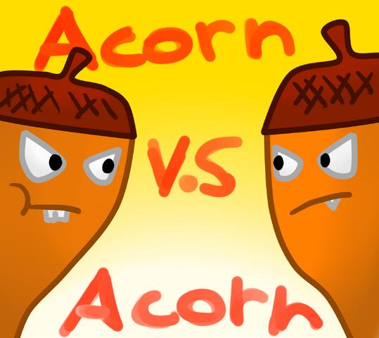 File:Acorn VS Acorn.png